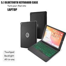 Bluetooth клавиатура 51 дюйма сенсорная панель клавиатуры ipad