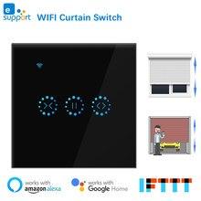 WiFi Vorhang Blind Schalter für Elektrische Motor Rollladen, Jalousien Smart Home Automation Arbeit für Alexa, Google Hause