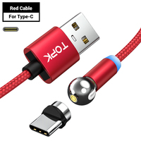 Red TypeC Cable