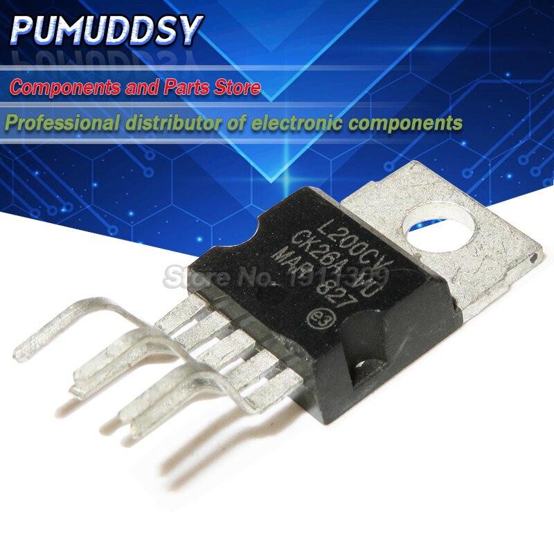 5 шт. L200C L200 TO-220-5, новое качество, очень хорошая работа, 100% чипа IC