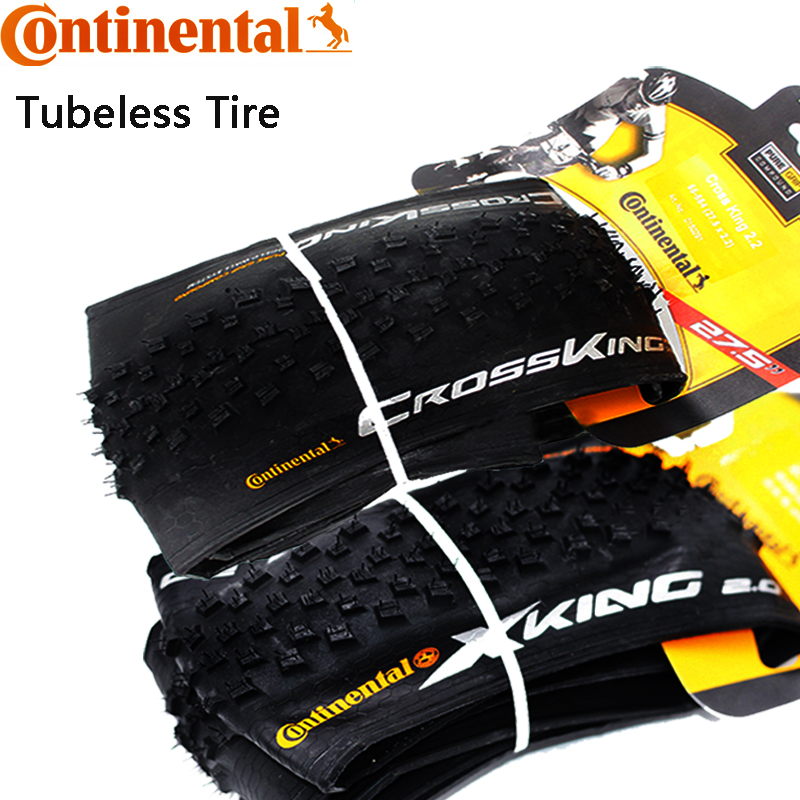 Continental 26 27.5 29x2.0 2.2 MTB Tire Cross King Bicycle Tire Anti Puncture Folding Tubeless Tire