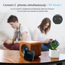 Wireless Bluetooth 5.0 Adapter Aux Receiver Audio Home Car Transmitter 2 In 1