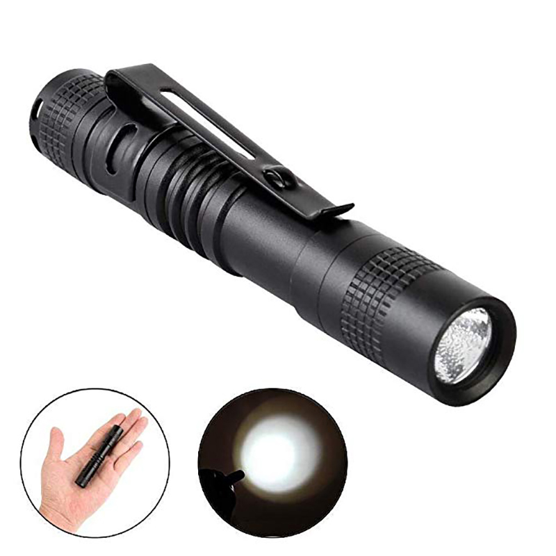 Mini linterna Pen Light, 5PCS Penlight Flashlight Ultra Bright Torch - Ciclismo