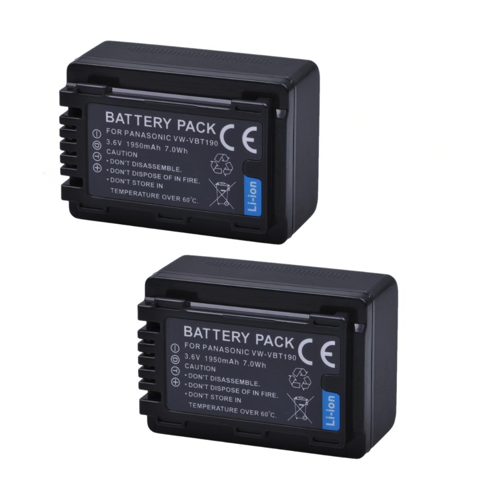 Panasonic HC-V110 HC-V800GK HC-VXF990 HC-V180 HC-W570 HC-V210 HC-WX970 HC-V250