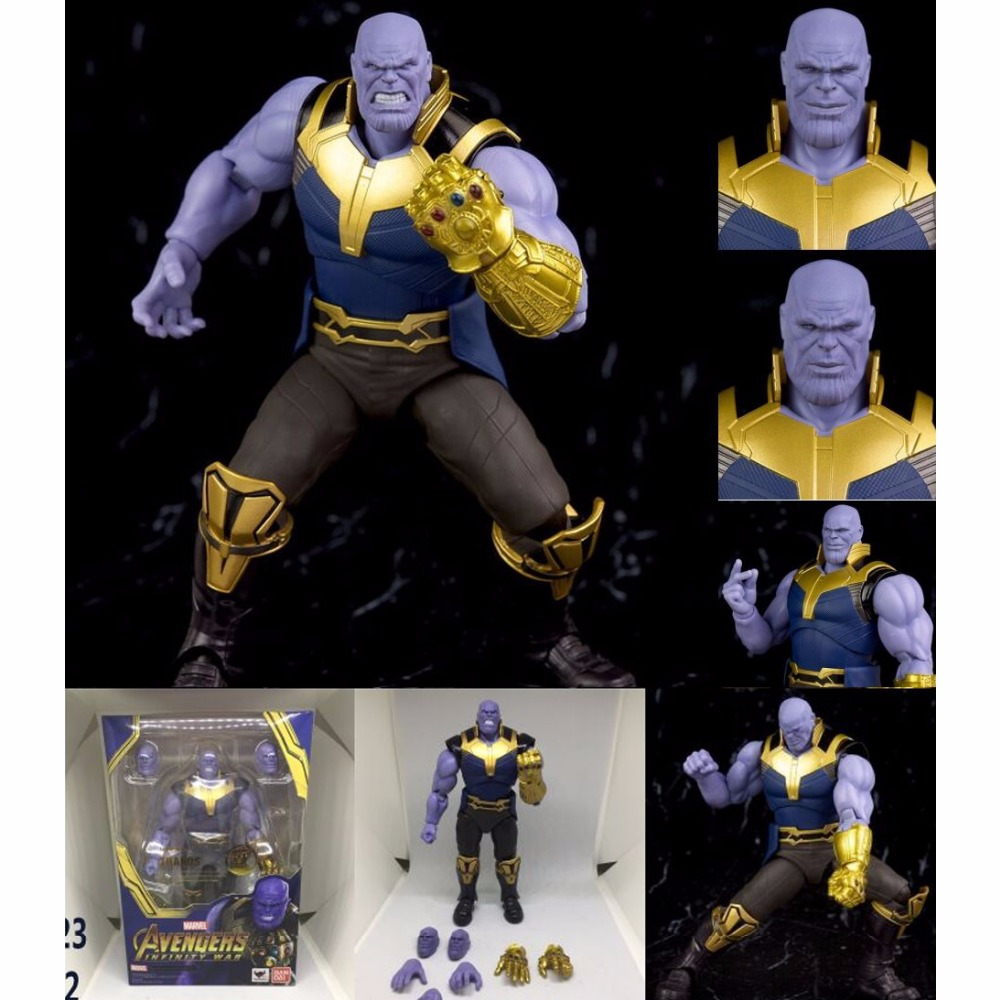 Avengers 4 Endgame Marvel Legends Action Figure 12