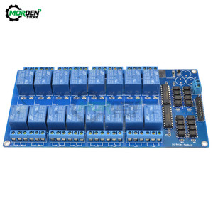 5V 16-Channel 16CH WAY Relay S