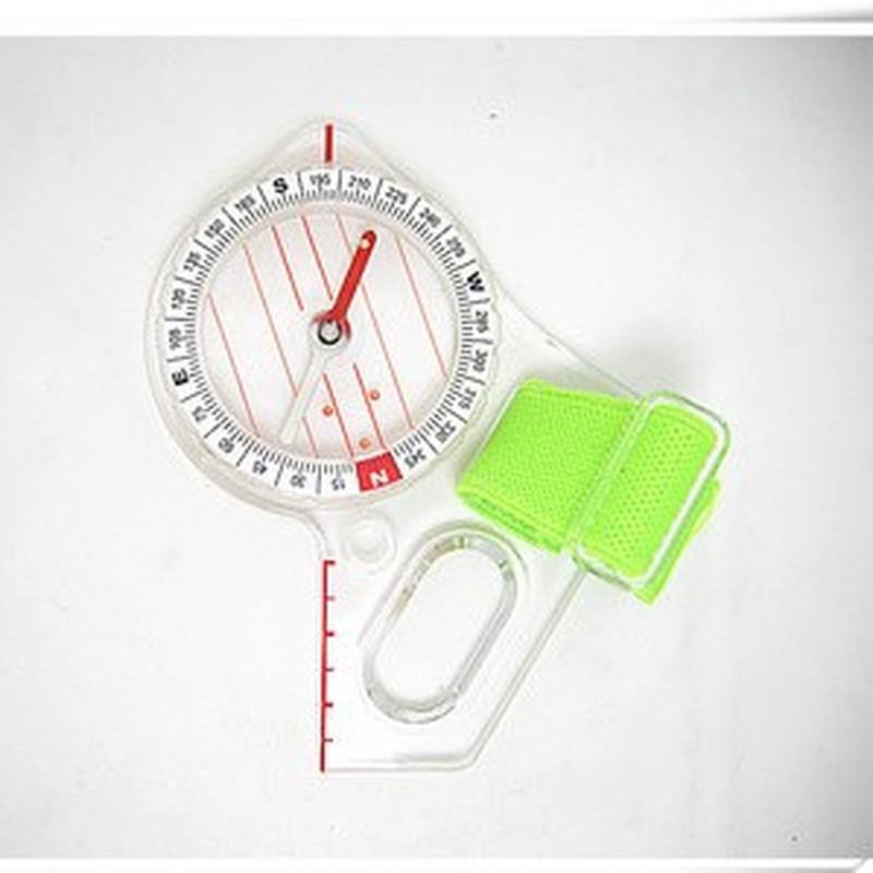 Thumb Compass Elite Competition Orienteering Compass Portable Compas MapScaleEUk
