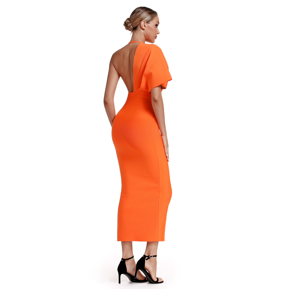 Dresses Orange Last discount