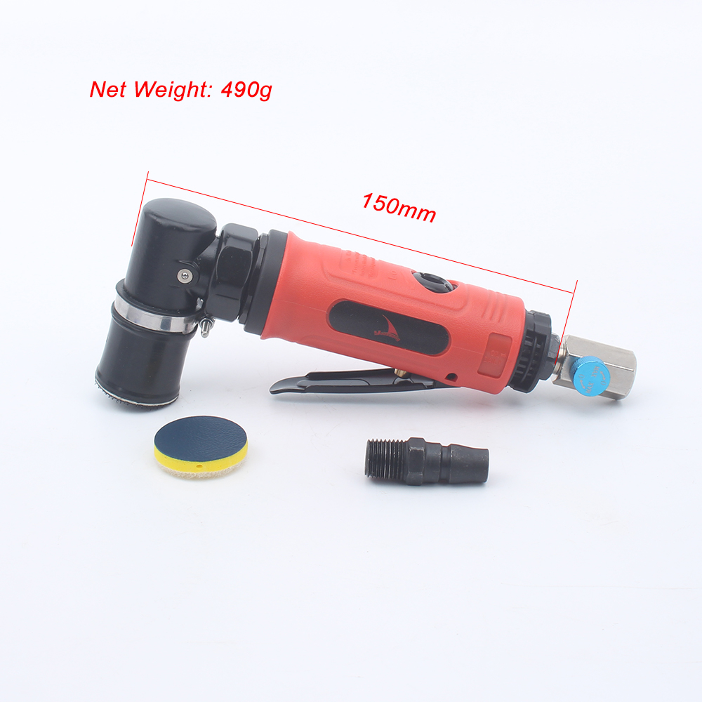 Sander Polishing Orbital Quality Grinder 90 Pneumatic Spot Air Polisher Point Inch Machine Sander Tool Machine 1 Degree High