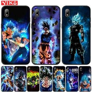 Чехол для телефона Dragon Ball Super Z Son Goku, чехол для Honor 8S P Smart Z, чехол для Huawei Y6 Prime 2018 2019 Y7 Y9 Prime 2019, чехлы, оболочка