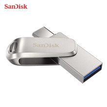 Sandisk 256GB U disco 32GB USB Flash Drive 64GB de memoria tipo OTG-C de 128GB USB 3,1 Pendrive Usb Stick para teléfono/tabletas/PC