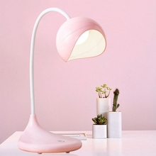 Led Table Lamp Desk Table Light Led Desk Lamps Flexo Flexible Lamp Office Table Light Bureaulamp Led Lamp Table Light Pink цена