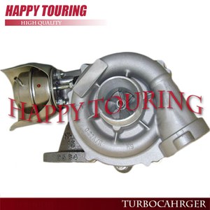 Image 3 - חדש Turbos GT1544V מגדש טורבו עבור רכב פיג ו 206 207 307 407 753420 5005S 740821 0001 740821  0002 750030 0001 9663199280