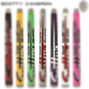 New Hand Made SC PU Leather Golf Putter Grip 7 Colors Club Grips