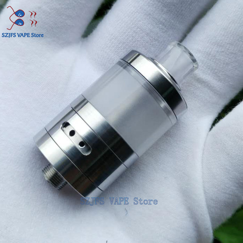 YFTK Integra RTA Atomizer Cotton 22mm 316 Stainless Steel For 510 Vs Dead Rabbit KAYFUN LITE Mtl Kylin V2 Zeus X Rta Taifun Gtr