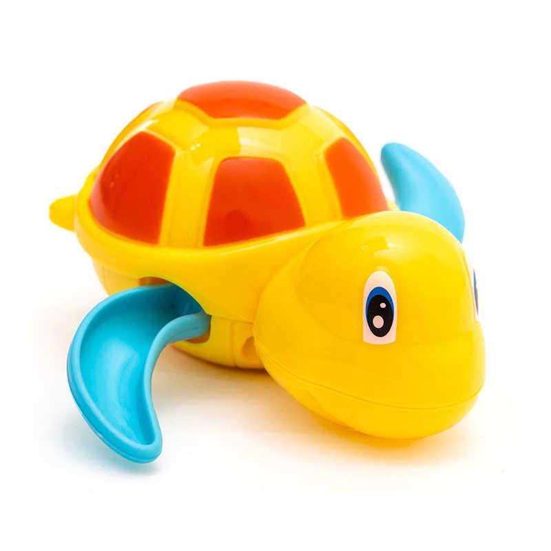 Juguetes de baño para bebés piscina de ducha de baño juguetes para bebés clásicos juguetes de agua para bebés tortuga de juguete para bebés