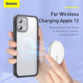 Прозрачный чехол Baseus для телефона iPhone 12 Pro Max 12