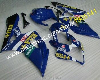 For Suzuki GSXR1000 K5 05 06 GSX-R1000 2005 2006 GSXR 1000 Dark Blue Bodywork Motorcycle Fairing (Injection molding)