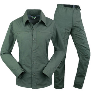 Outdoor Removable Hiking shirt