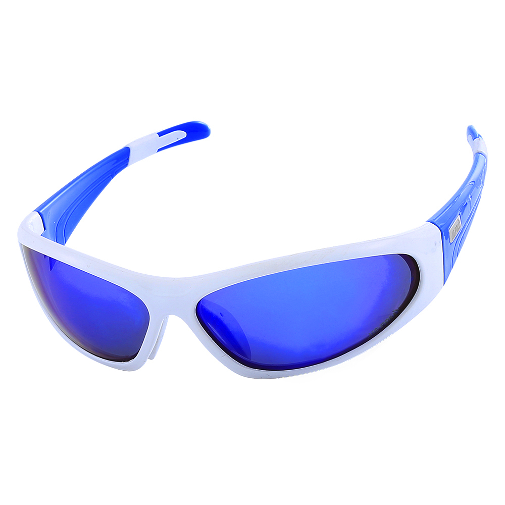 Mens Polarized Sunglasses Driving Cycling Goggles Sports Outdoor Fishing Eyewear