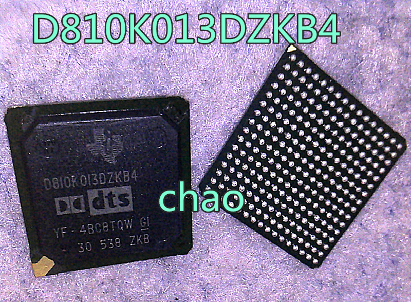 1PCS~5PCS/LOT  D810K013DZKB4  D810K013DZKB400  BGA  New Original