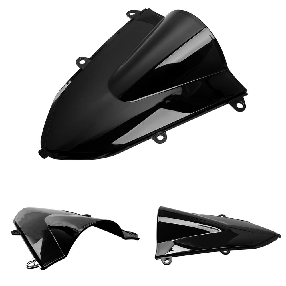 Motorcycle Windscreen Windshield Covers Screen ABS Motorbikes Deflector For Honda CBR500R CBR400R <font><b>CBR</b></font> <font><b>500R</b></font> 400R <font><b>2019</b></font> 2020 image