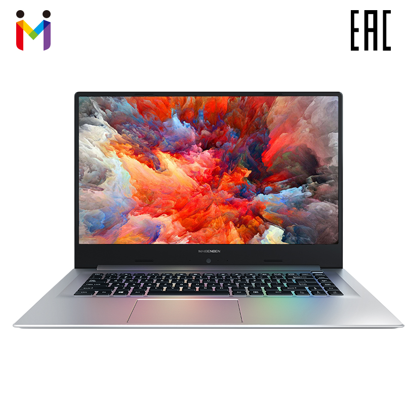 Laptop MAIBENBEN Xiaomai6 Intel N5000/GeForce®MX150/8 GB DDR4 2400 MHz/480/15,6