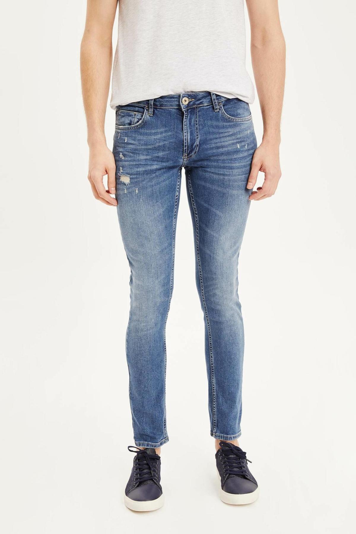 DeFacto Man Trousers-K0087AZ19SP