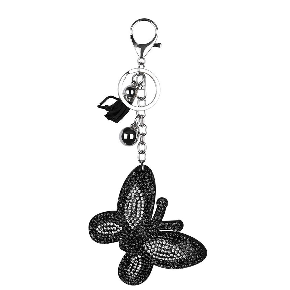 Брелок для ключей на Хэллоуин, брелок с расцепной брелок, брелок с бриллиантами, подарок на Хэллоуин - Цвет: A