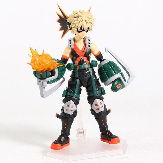 My Hero Academia Katsuki Bakugo Figma 443 PVC Action Figure Collectible Model Toy 3