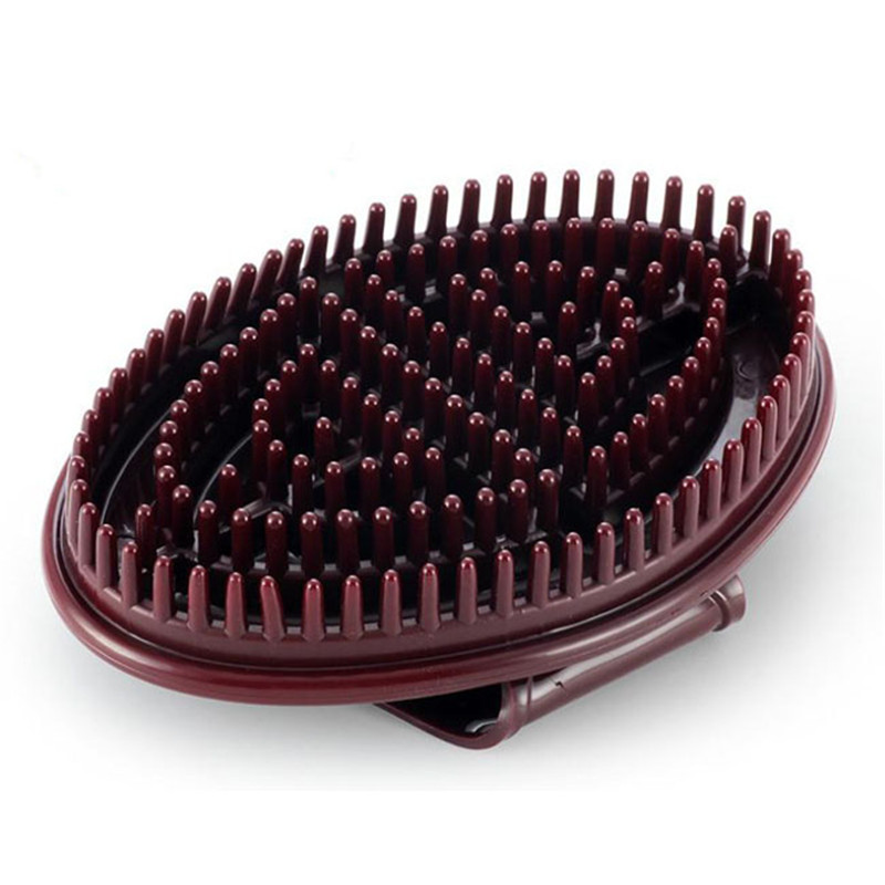 New Body Massage Brush Body Beauty Slimming Scrubs Brush High Quality Massage Device Health Care Meridiarn Tools 1PC