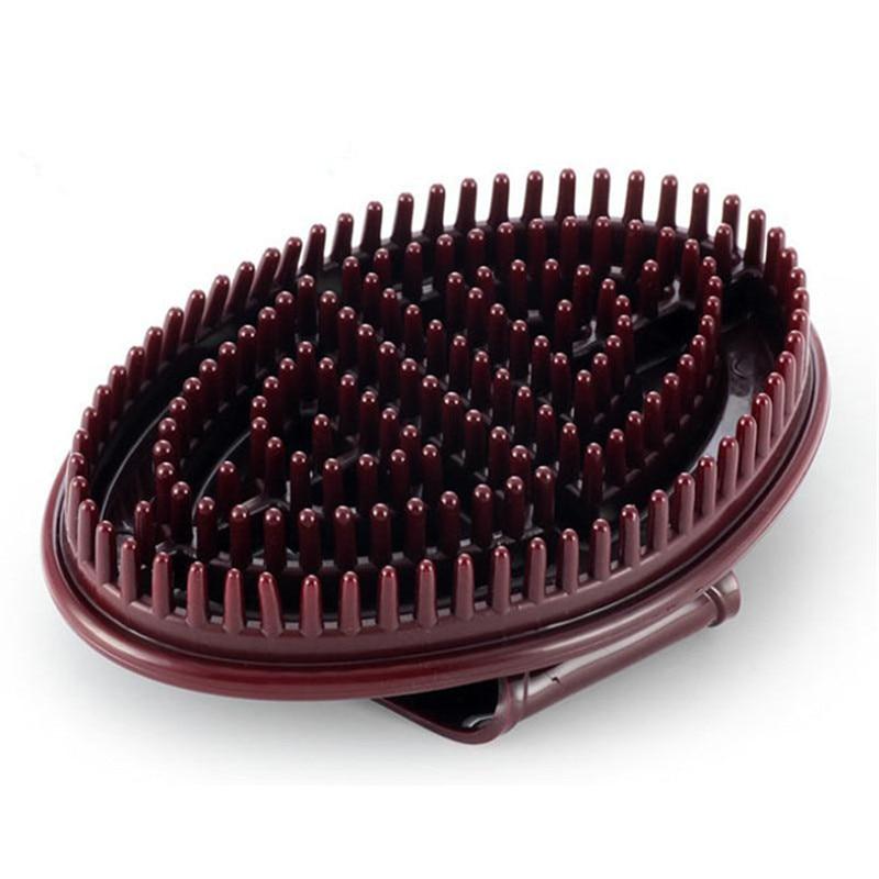 New Body Massage Brush Body Beauty Slimming Scrubs Brush High Quality Massage Device Health Care Meridiarn Tools 1PC