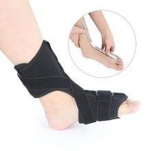 1pc Drop Foot Brace Orthosis Plantar Fasciitis Dorsal Splint Support