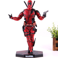 Hot Toys Deadpool Action Figure Marvel 1/6th Scale Dead Pool PVC Collection Model Toy Birthday Gift