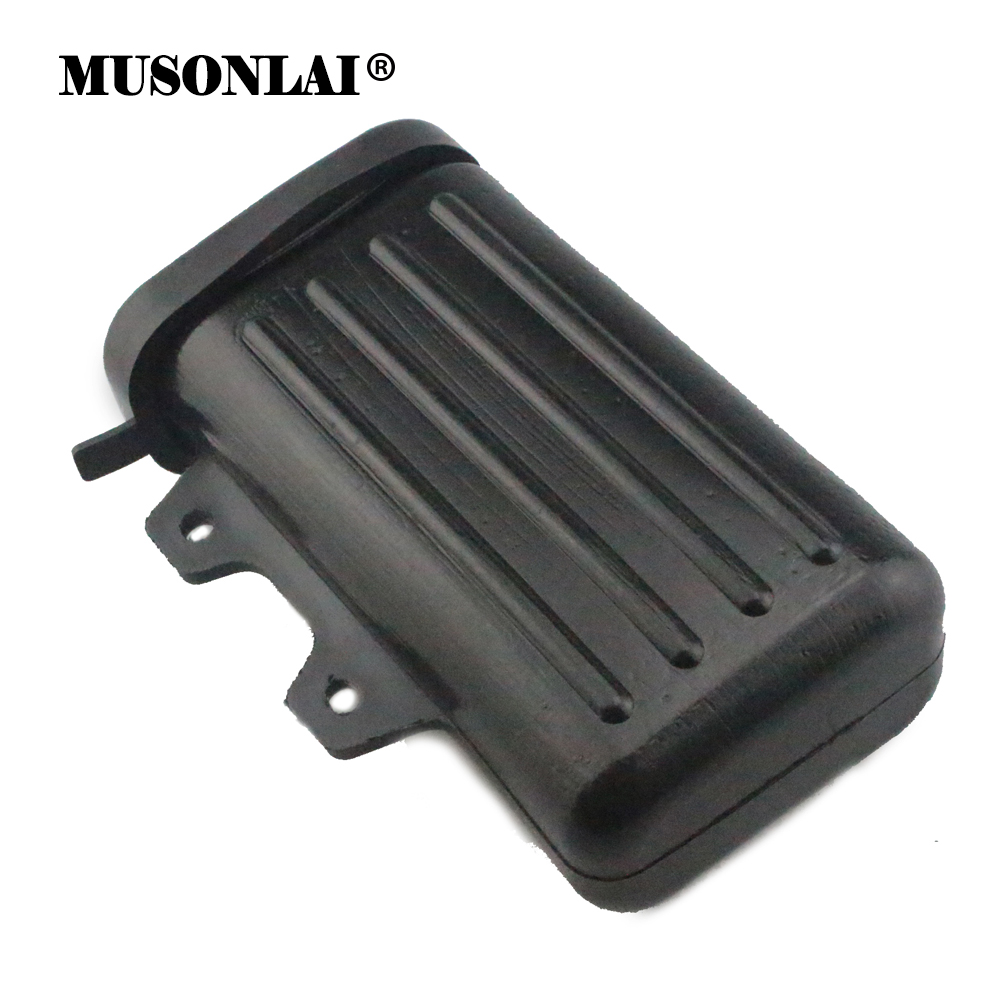 Motorcycle Repair Kits Tool Box Holder Container ABS Bottle Motocross Storage Box For Suzuki DR250 DR 250 Djebel TW200 TW225
