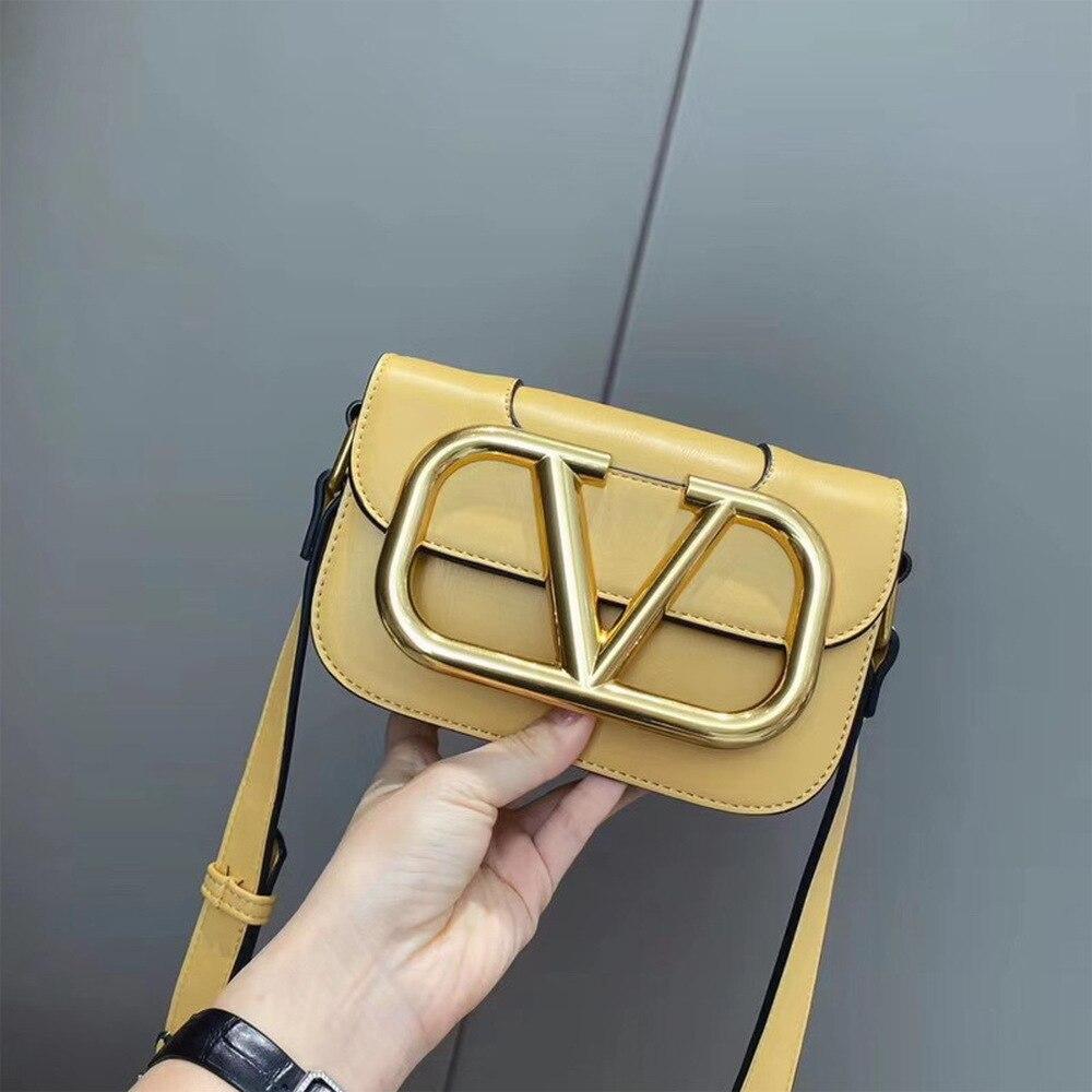 Women Bags Designer for 2020 Luxury Handbag Women Chain Shoulder Crossbody Bag Fashion Leather Messenger Bag Feminina Square Bag