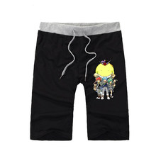 anime Ansatsu Kyoushitsu shorts teenagers Short pants Breathable Casual Outdoor cosplay Men Shorts Summer Cotton shorts(China)