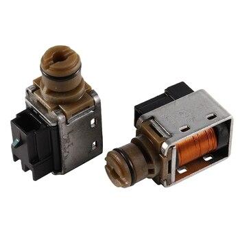 NEW-4L60E 4L65E коробка передач 1-2 2-3 a & B сдвиг соленоида 93-Up комплект из 2 99263-2