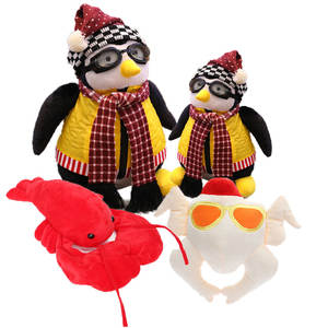 SPenguin Animal-Dolls...