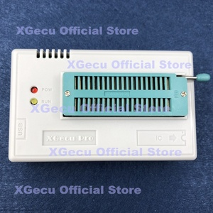Image 2 - V10.27 XGecu TL866II Plus USB العالمي مبرمج دعم 15000 + IC SPI فلاش NAND EEPROM MCU استبدال TL866A TL866CS + 16 أجزاء