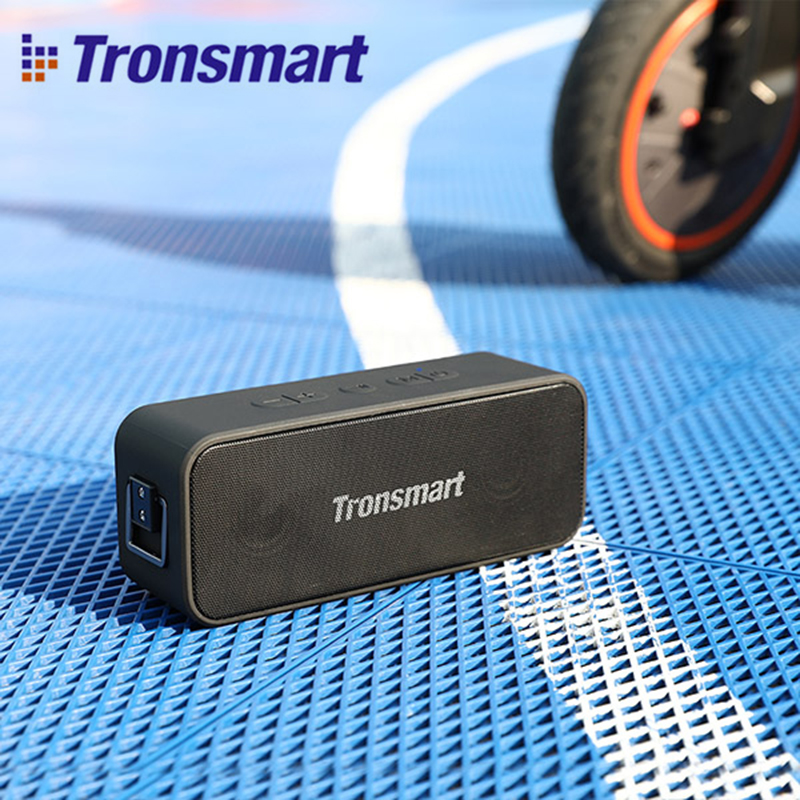 Tronsmart Portable Speaker Voice-Assistant Waterproof Soundbar Bluetooth TWS Micro-Sd