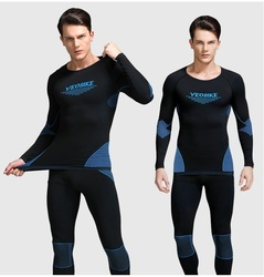 Free shipping. Brand bamboo new Long johns.men winter warm set,quality Functional underwear.Seamless thick fleece