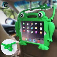 CHINFAI Silicone Case for iPad mini 1 2 3 4 5 7.9 Kid friendly Carry for iPad mini 4 Shockproof Washable Tablet Case for mini 5