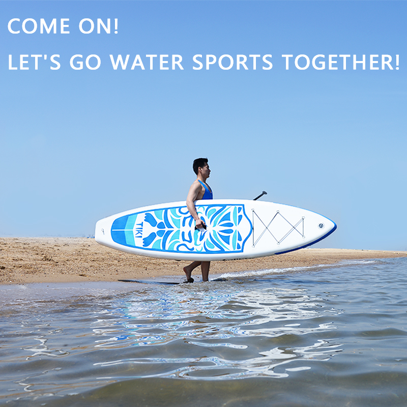 Inflatable Stand Up Paddle Board Sup-Board Surfboard 10'6