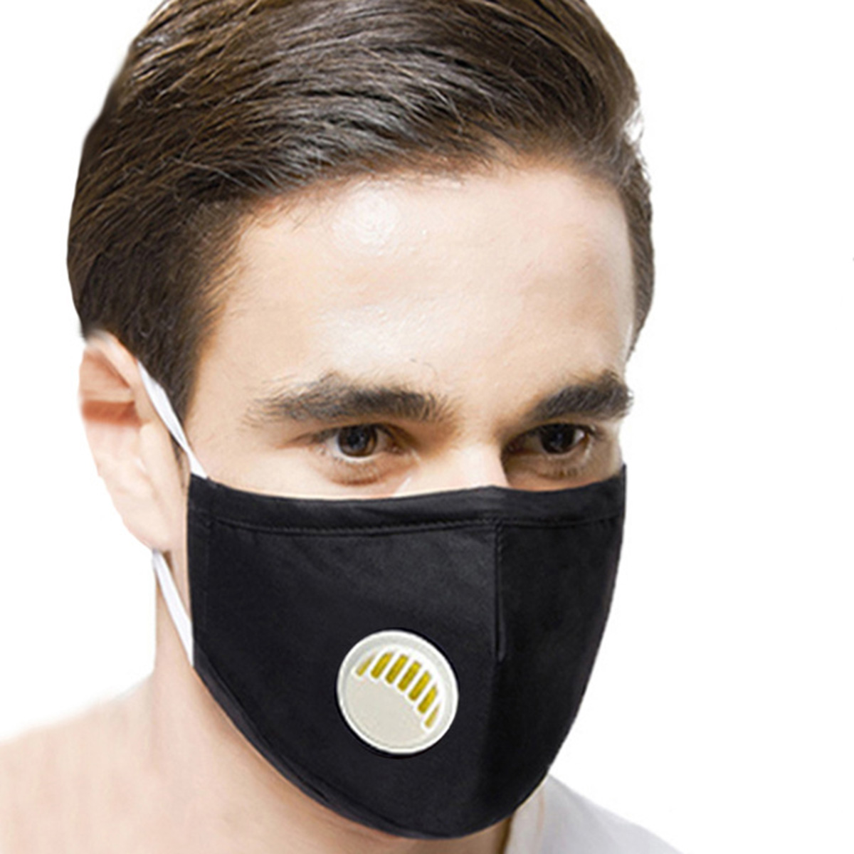 PM2.5 Cotton Face Mask Anti-dust Anti-mist Anti-haze Protective Mouth Mask Dust Respirator