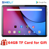 Hot New 10 inch Tablets Android 9.0 Quad Core 2GB RAM 32GB ROM Dual Camera Android Tablet PC Support OTG WIFI GPS Pad 10.1