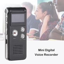 Pen Dictaphone Audio-Recorder Voice-Activated MP3 Digital Professional Mini Portable