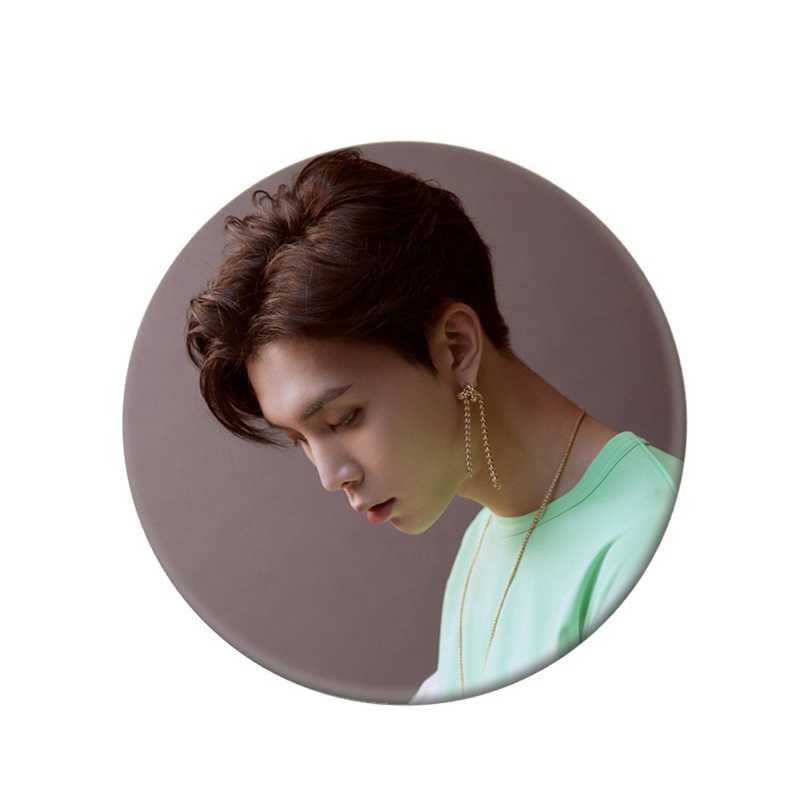 เกาหลี KPOP NCT NCT127 Chain อัลบั้มเข็มกลัด Pin Badge อุปกรณ์เสริมสำหรับเสื้อผ้าเครื่องประดับตกแต่งกระเป๋าเป้สะพายหลัง