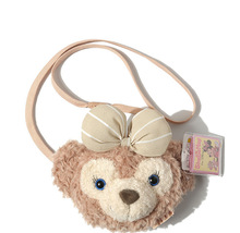 kawaii cute plush backpack metoo doll soft cartoon animal stuffed toy for girl kid children school shoulder bag for kindergarten Kawaii Plush doll Duffy rabbit soft Crossbody bags cute shoulder bag coin bags Stuffed Children Gift Kids Toy For Girl