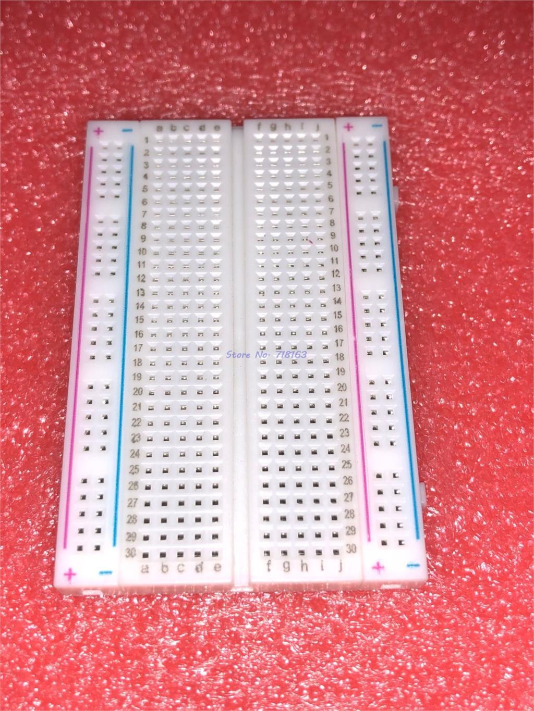 1pcs/lot 400 Points Solderless Bread Board Breadboard PCB Test Board In Stock